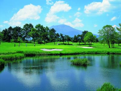 軽井沢72ゴルフ西コース