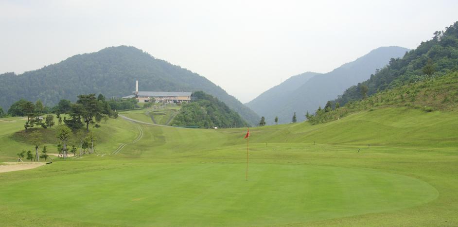 松山小野カントリークラブ
