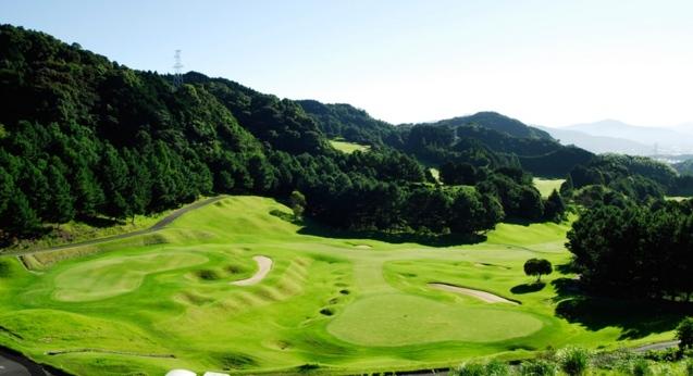 皐月ゴルフ倶楽部天拝コース